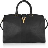 Saint Laurent Cabas Chyc Large Leather Shopper
