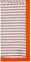 Kim Seybert Striped Cotton Seersucker Napkin