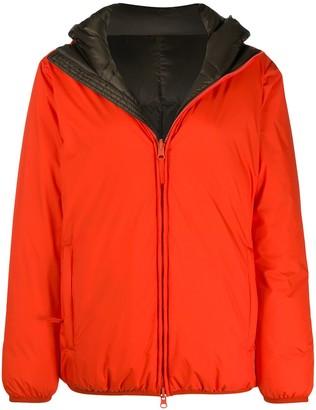 Aspesi Reversible Puffer Jacket