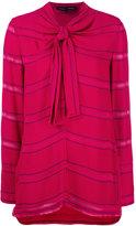 Proenza Schouler pussybow blouse - women - Silk/Acetate/Viscose - 6