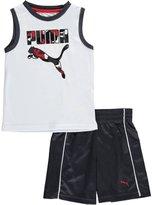 "Puma Baby Boys' ""Graphite"" 2-Piece Outfit"