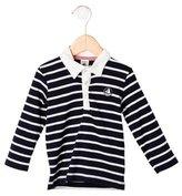 Petit Bateau Boys' Collared Long Sleeve Shirt w/ Tags