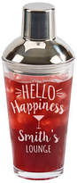 'Hello Happiness' Personalized Cocktail Shaker