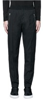 Givenchy Slim fit wool gabardine jogging pants