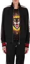 Gucci Men's Logo-Jacquard Tech-Jersey Track Jacket