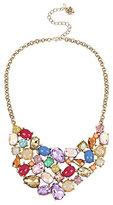 Betsey Johnson Sweet Shop Big Bow Bib Necklace