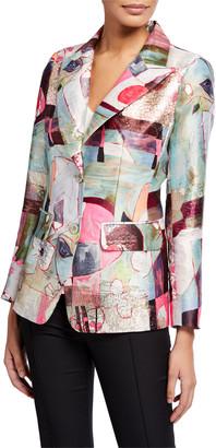 Berek The Elegant Eve Jacquard Jacket
