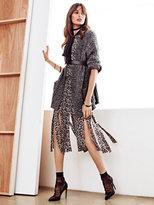 New York & Co. 7th Avenue Design Studio - Car Wash Skirt - Floral