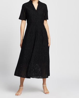 Y.A.S Holi Long Shirt Dress