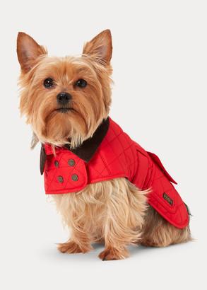 Ralph Lauren Fleece-Lined Dog Barn Jacket