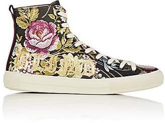Gucci Women's Major Jacquard Sneakers