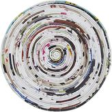 Mes Homewares Recycled Paper Round Coaster (Set of 4)