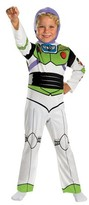 Toy Story Boys' Buzz Lightyear Classic Costume