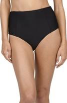 Volcom Women's Simply Solid Retro Bikini Bottoms