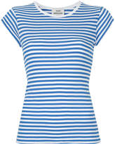 Mads Norgaard Trappy striped T-shirt