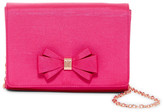 Ted Baker Graciee Grosgrain Front Bow Clutch