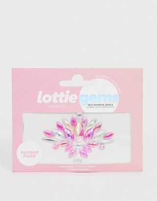 Lottie London Face Gems - Sunset Haze