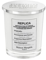 Maison Margiela Replica At the Barber's Candle