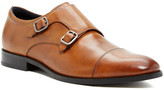 Gordon Rush Bennet Cap Toe Double Monk Strap Shoe