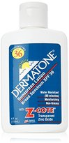 Dermatone Sunscreen with Z-Cote SPF 36, 4 Fluid Ounce