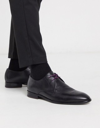 Ted Baker sumpsa derby shoes in black