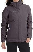 Jack Wolfskin Winterhawk Texapore Jacket - Waterproof, 3-in-1 (For Women)