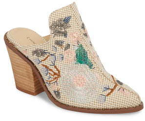 Chinese Laundry Springfield Mule Bootie