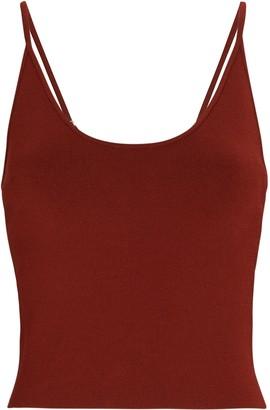 A.L.C. Ava Knit Tank Top