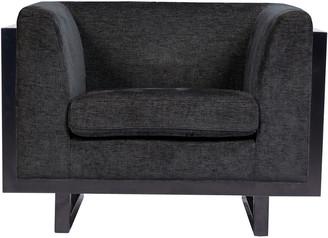 Chic Home Arianna Black Club Chair