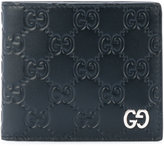 Gucci GG signature wallet - men - Calf Leather - One Size