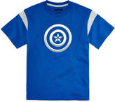 Marvel Short-Sleeve Captain America Shield Tee - Boys 8-20
