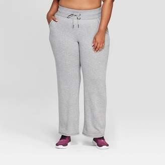 Champion Women's Plus Size Authentic Fleece Sweatpants