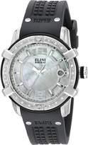 Elini Barokas Women's 'Spirit' Swiss Quartz Stainless Steel Casual Watch (Model: ELINI-20005D-02)
