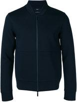 HUGO BOSS zipped jacket - men - Cotton/Polyester - M