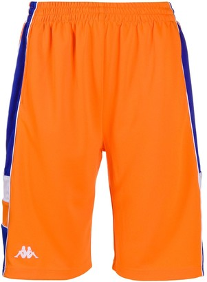 Kappa side logo shorts