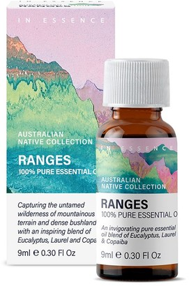 In Essence Australian Native Collection Ranges Essential Oil Blend 9ml