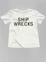 Junk Food Clothing Kids Boys K38 Shipwrecks Tee-sugar-xl