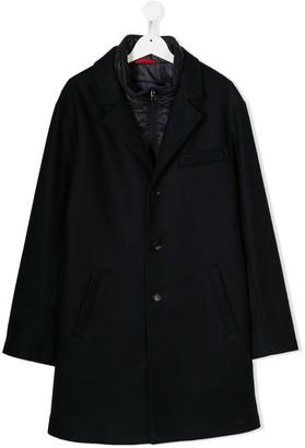 Fay Kids TEEN single breasted coat
