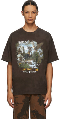 Phipps Brown Forest Life T-Shirt