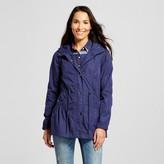 Collection B Women's Rain Anorak Jacket