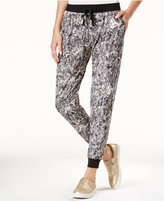 Hot Kiss Juniors' Printed Jogger Pants