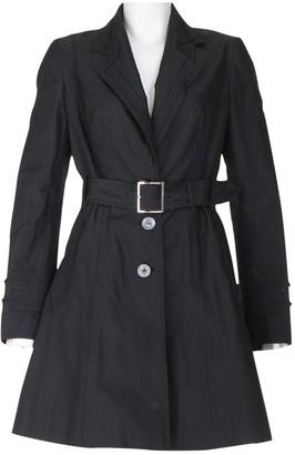 Karen Millen Black Trench Coat for Women