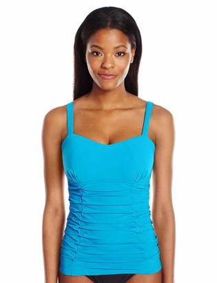 Gottex Women's Sweetheart Cup Sized Tankini Top Swimsuit