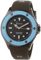Freelook Men's HA9035-6B Aquajelly Brown with Dial Watch
