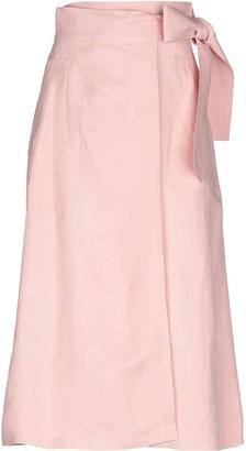 Sandro 3/4 length skirts