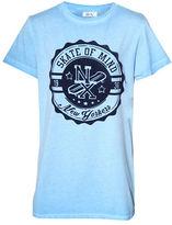 Dex Crew Neck Graphic T-Shirt