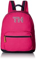 Tommy Hilfiger Women's Pam Canvas Dome Backpack