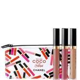 Chanel Rouge Coco Gloss Trio, Trio Set