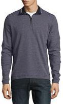HUGO BOSS C-Piceno Quarter Zip Sweater