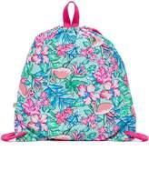 Floatimini Flamingo Drawstring Bag (Toddler, Little Girls, & Big Girls)
